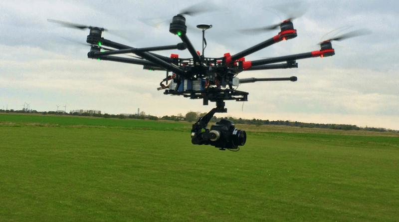drone tecnologia