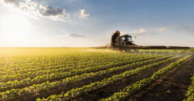 aplicação agrotoxico defensivo pulverização