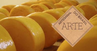 selo artesanal queijo