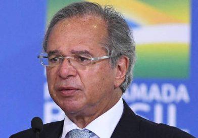 """""""O agro é excepcional"""", diz Paulo Guedes"""