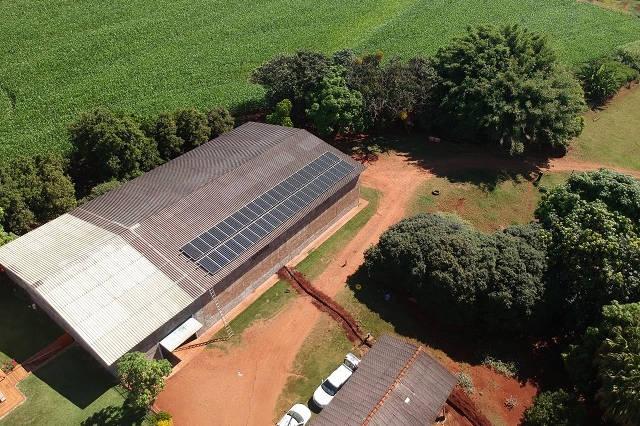 Estado incentiva uso de energias renováveis na agricultura